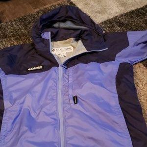 Packable Columbia jacket